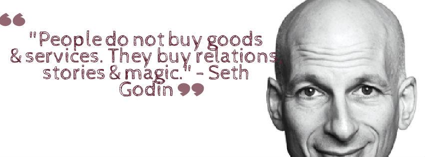 Seth Godwin quote