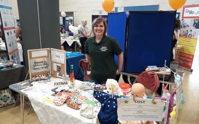 Interview with Maria, from Kent Cloth Nappy Library