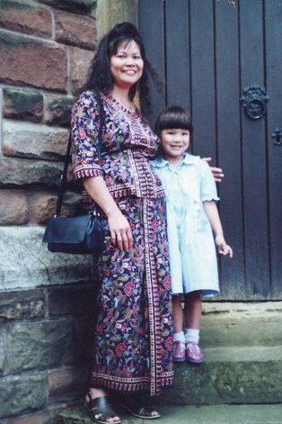 Kalysha & Rose 1996